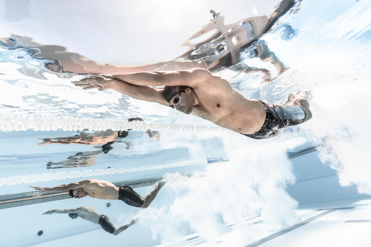 When swimming, I'm afraid to meet the devil! How to prevent cramps in swimming?