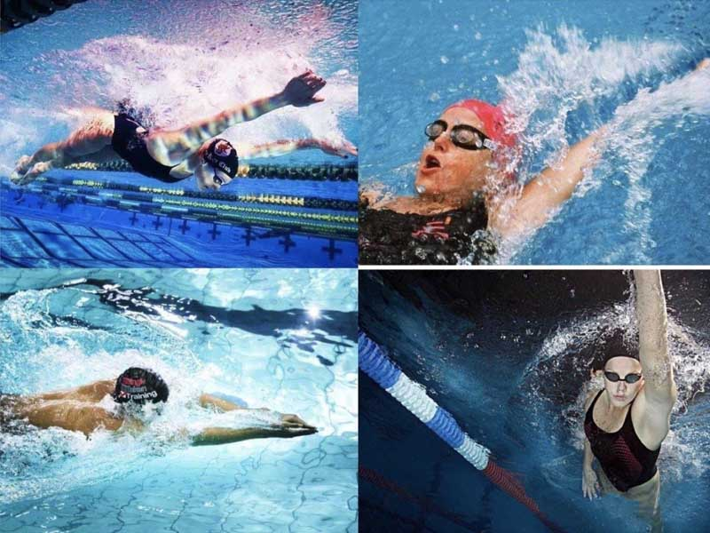 """The """"key points of study"""" and """"principles of practice"""" that swimming self learners should know"""